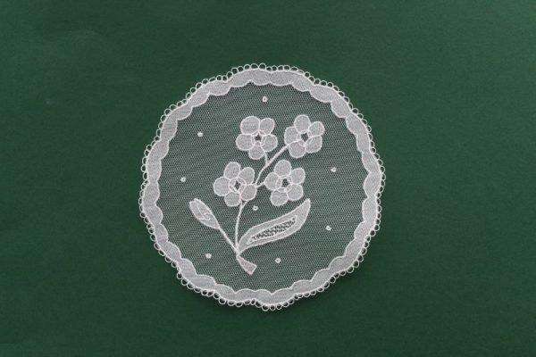 Carrickmacross Lace Flower
