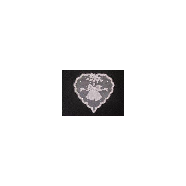 Carrickmacross Lace wedding-bells