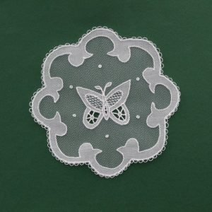 Carrickmacross Lace Butterfly