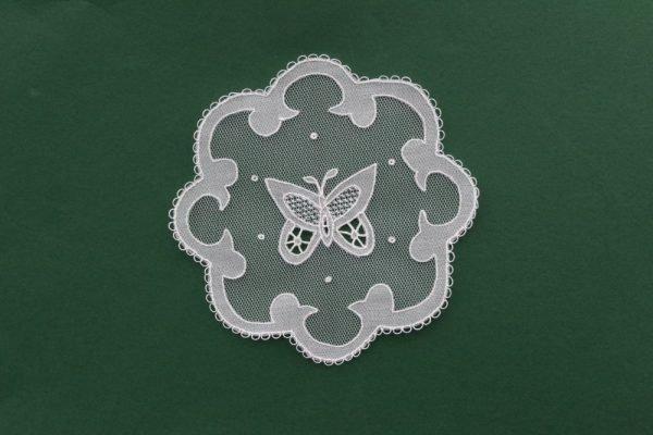 Carrickmacross Lace Butterfly