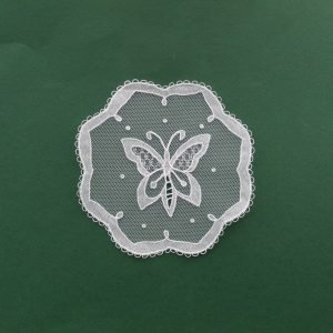 Carrickmacross Lace Butterfly small