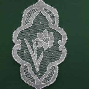 Carrickmacross Lace Daffodil