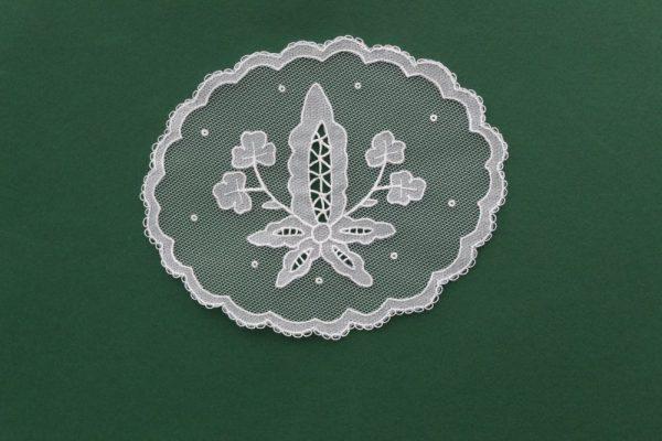 Carrickmacross Lace Fern
