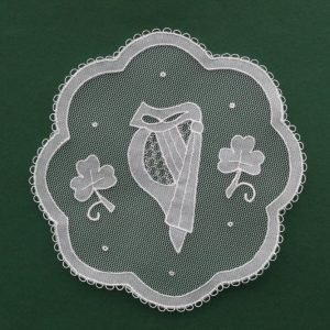 Carrickmacross Lace Harp Kit