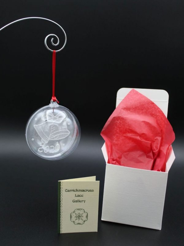 Bell 2020 Christmas Bauble