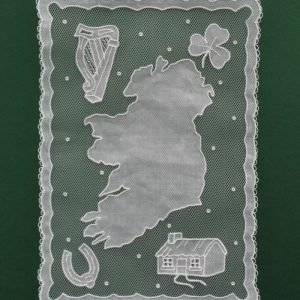 Carrickmacross Lace Ireland 4 Corners