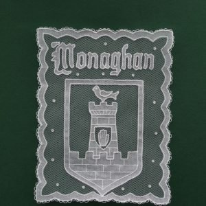 Carrickmacross Lace Monaghan Crest