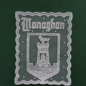 Carrickmacross Lace Monaghan Crest